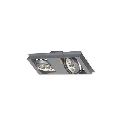 Oferta System wiszący AIXLIGHT PENDANT SYSTEM 2er QRB Modul, srebrno-szary z kat.: oświetlenie