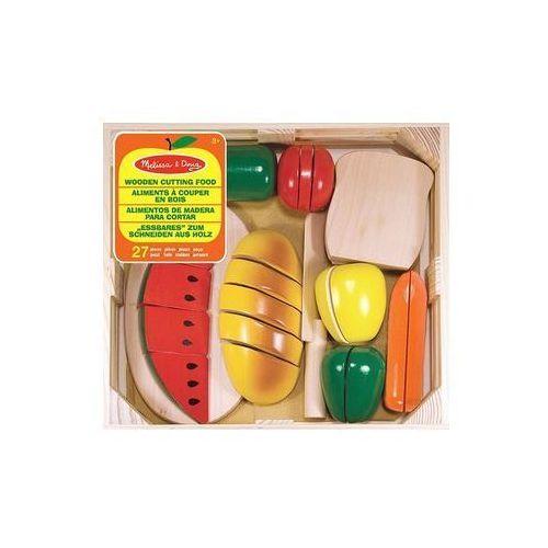Melissa Doug - Owoce warzywa do krojenia oferta ze sklepu MERLIN