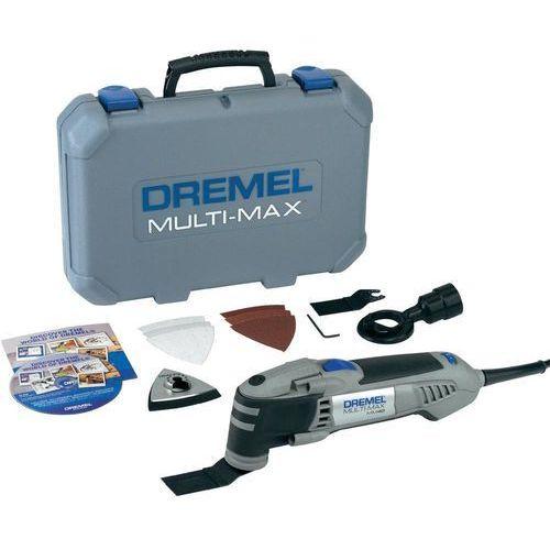 Narzędzie wielofunkcyjne z walizką i zestawem akcesoriów Dremel MM40-1/9, 270 W, kup u jednego z partnerów