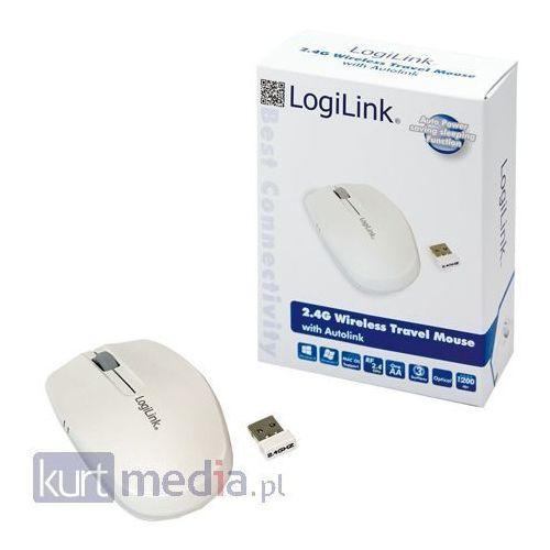 Logilink Mysz  bezprzewodowa, 2.4 ghz z funkcją autolink (id0115) darmowy odbiór w 15 miastach!