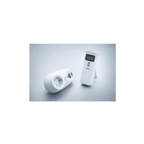 Termostat T004 manualny, wtyczkowy do paneli grzewczych na podczerwień z kategorii Pozostałe ogrzewanie