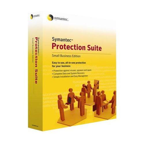 Produkt z kategorii- pozostałe oprogramowanie - Symc Protection Suite Small Business Edition 4.0 5 User Ren Basic36