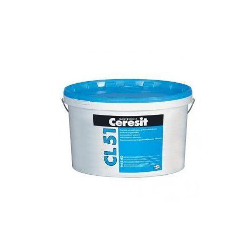 Ceresit CL 51 15 kg (izolacja i ocieplenie)