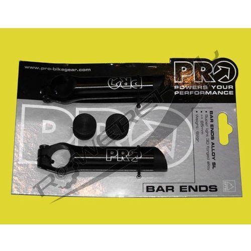 PR320148 Rogi kierownicy PRO ALLOY SL 3D kute, czarne - oferta [35576822251593ff]