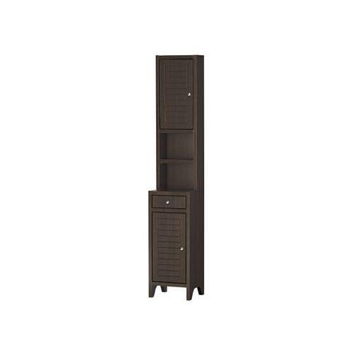 Słupek łazienkowy MOCCA uniwersalny S544-003 z szufladą Cersanit - produkt z kategorii- regały łazienkowe