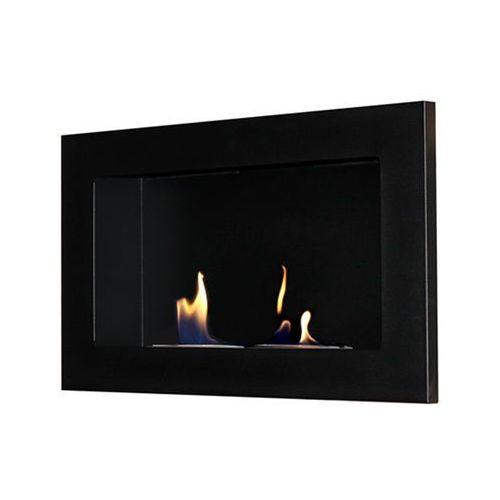 Biokominek dekoracyjny prostokątny 65x40 czarny Flat by EcoFire - oferta [0501207f8701f25d]