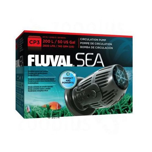 sea, pompa cyrkulacyjna - cp3 (5w, 2800l/h) od producenta Fluval
