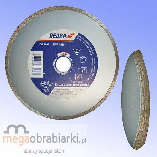 Oferta DEDRA Tarcza diamentowa do glazury 125 mm H1132 RATY 0,5% NA CAŁY ASORTYMENT DZWOŃ 77 415 31 82
