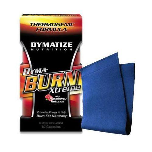 DYMATIZE Dyma-Burn Xtreme 60kaps + Pas Neoprenowy