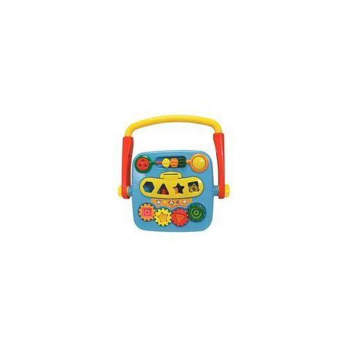 Simba, ABC stół zabaw 4w1, zestaw wielofunkcyjny ze sklepu Smyk
