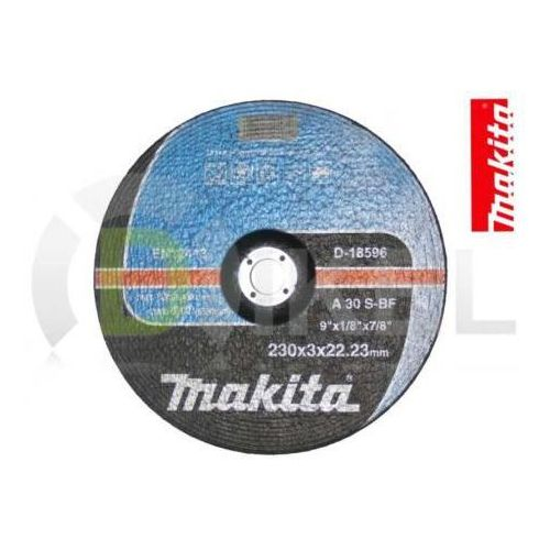 Oferta Tarcza tnąca do metalu 230x3 mm MAKITA