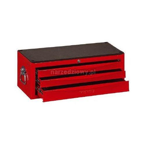 Towar z kategorii: skrzynki i walizki narzędziowe - TENGTOOLS Skrzynka narzędziowa model TC803SV 10 urodziny