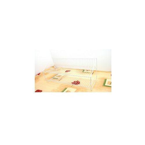 Produkt z kategorii- suszarki do naczyń - Ociekacz lakierowany 80 cm 2-poziomowy