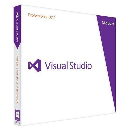 MICROSOFT VISUAL STUDIO PRO 2013 ENGLISH DVD (C5E-01018) - produkt z kategorii- Pozostałe oprogramowanie
