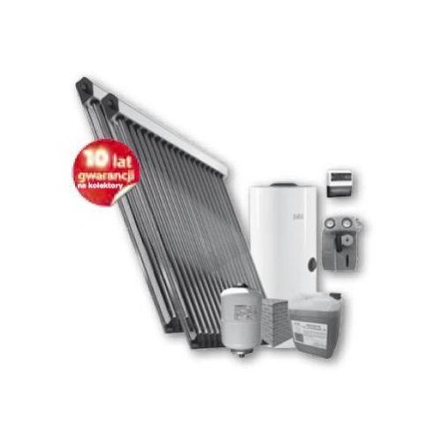 Oferta Immergas IMMERSOLE HEAT PIPE 2 x 18 + 250 - zestaw solarny z kat.: ogrzewanie