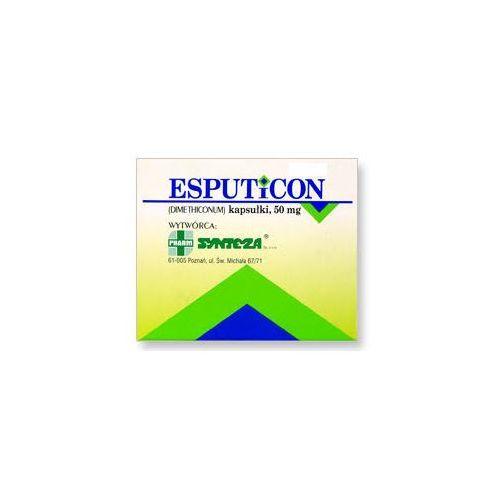 Esputicon p/gazom i wzdęciom kaps. 0,05g 2 - produkt farmaceutyczny