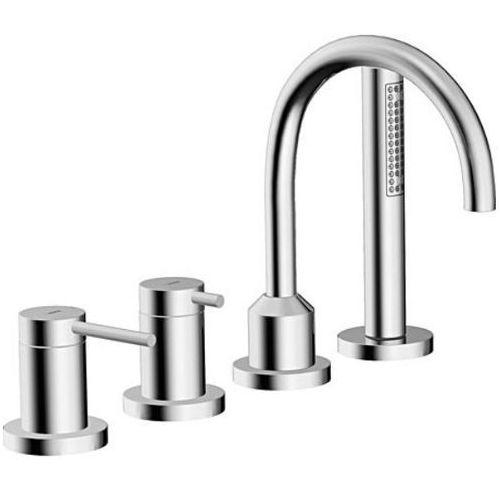 Produkt z kategorii- pozostałe artykuły hydrauliczne - HansaDesigno zestaw montażowy 4-otworowy- 53122073