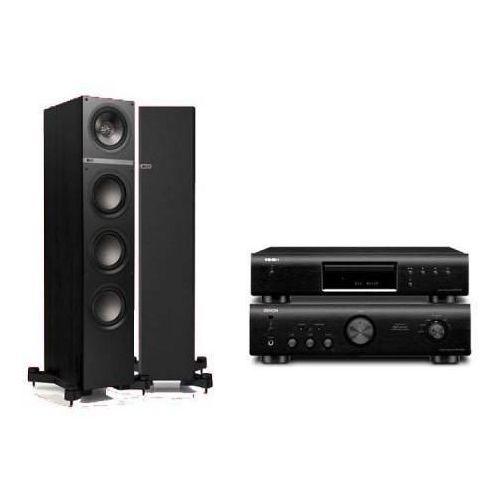 Artykuł DENON PMA-520 + DCD-520 + KEF Q500 z kategorii zestawy hi-fi