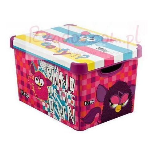 Pojemnik pudełko na zabawki Furby - produkt dostępny w REGDOS