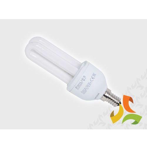Świetlówka energooszczędna PHILIPS 9W (40W) E14 SES ze sklepu MEZOKO.COM