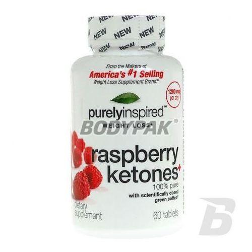 raspberry ketones - 60 tabl. wyprodukowany przez Purely inspired