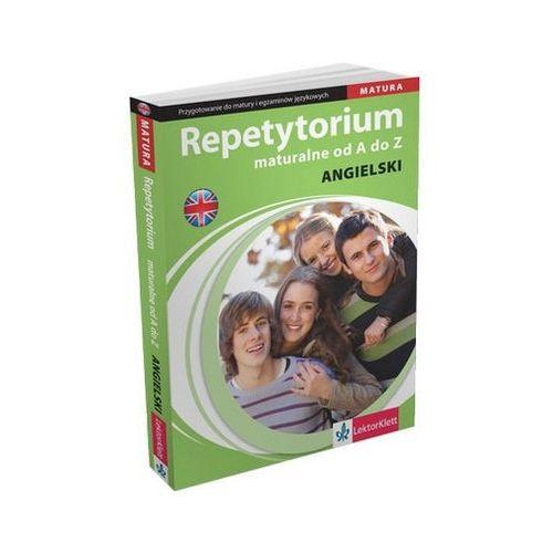 Repetytorium maturalne od A do Z. Angielski - oferta [55f9207347916281]