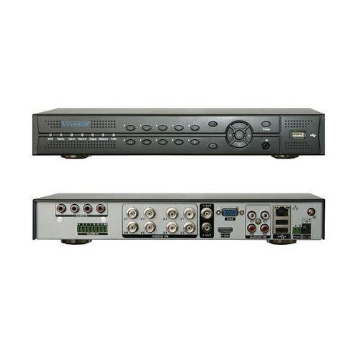 VTV-H-08D FULL D1 Hybrydowy rejestrator cyfrowy