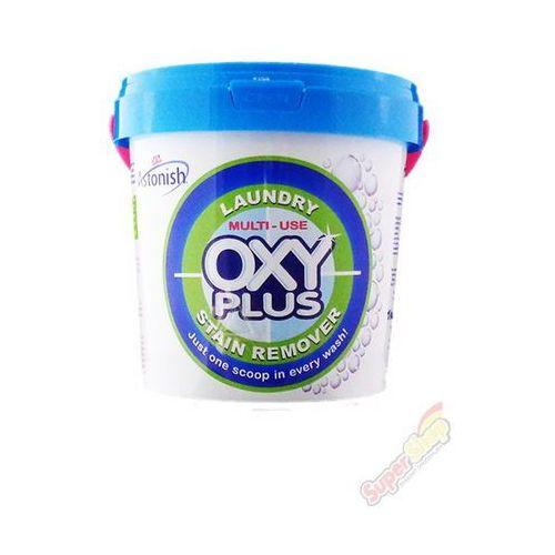 Astonish Oxy odplamiacz z aktywnym tlenem 1kg (wybielacz i odplamiacz do ubrań) od supershop.net.pl