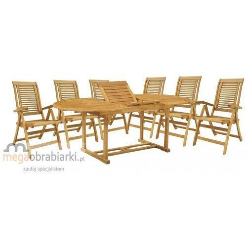 Produkt HECHT Zestaw mebli ogrodowych stół + 6 krzeseł Cameberet Set RATY 0,5% NA CAŁY ASORTYMENT DZWO