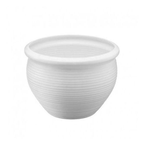 Donica 26 cm Siena biała – Emsa od Chantico