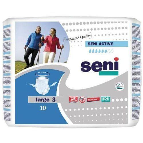 Produkt Majtki chłonne Seni Active (3) Large 10szt.
