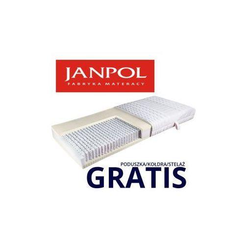 Materac ODYS, Rozmiar - 160x200, Pokrowce - Jersey - Dostawa 0zł, GRATISY i RABATY do 20% !!!, produkt marki Janpol