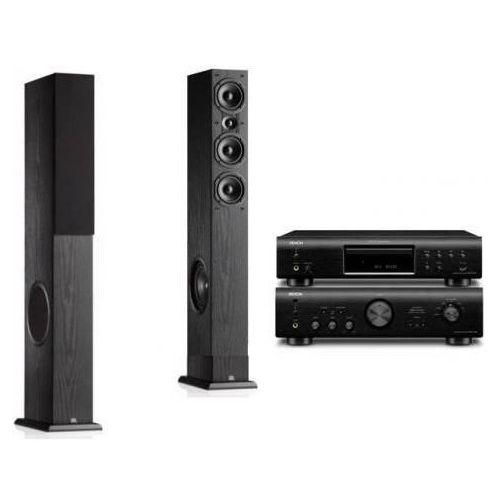Artykuł DENON PMA-720 + DCD-720 + JBL LOFT 50 z kategorii zestawy hi-fi