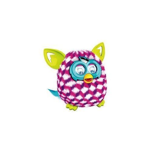 Furby Boom Sweet kwadraciki różowo-fioletowe - produkt dostępny w RAVELO