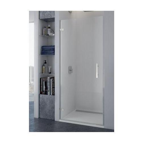 SANSWISS PUR drzwi jednoczęściowe na wymiar lewe, szerokość do 100cm, wysokość 200cm PUR1GSM11007 (drzwi