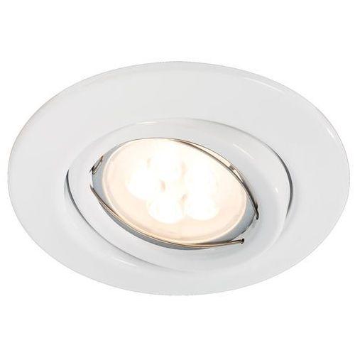 Quality LED oprawy 3x6,5W GU10 białe z kategorii oświetlenie