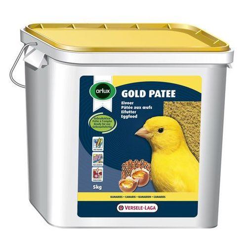 VERSELE LAGA - ORLUX - GOLD PATEE YELLOW KANAREK 5 KG, Orlux