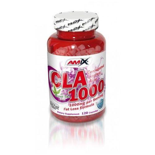 Redukcja wagi  cla 1000 + green tea cps. wyprodukowany przez Amix