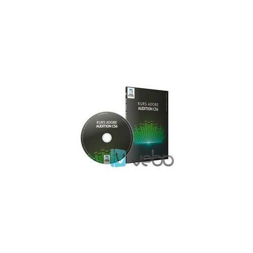 Towar Kurs Adobe Audition CS6 z kategorii programy graficzne i cad