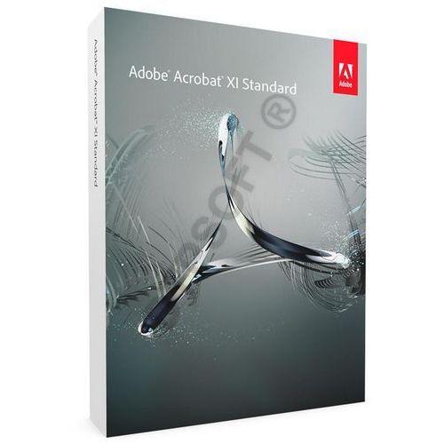 acrobat xi standard pl v.11 od producenta Adobe