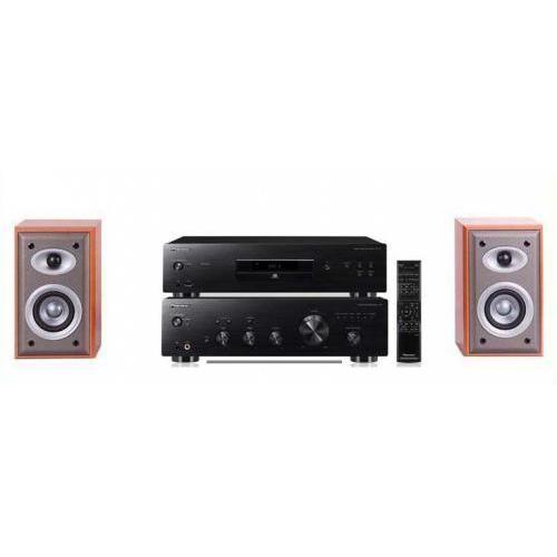 Artykuł PIONEER A-20 K + PD-10 + M-AUDIO HTS 700 S z kategorii zestawy hi-fi