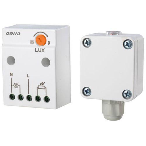 Orno Czujnik automat zmierzchowy z zewnętrzną sondą w puszce 2300W IP65 / IP20 OR-CR-232 z kategorii oświetlenie