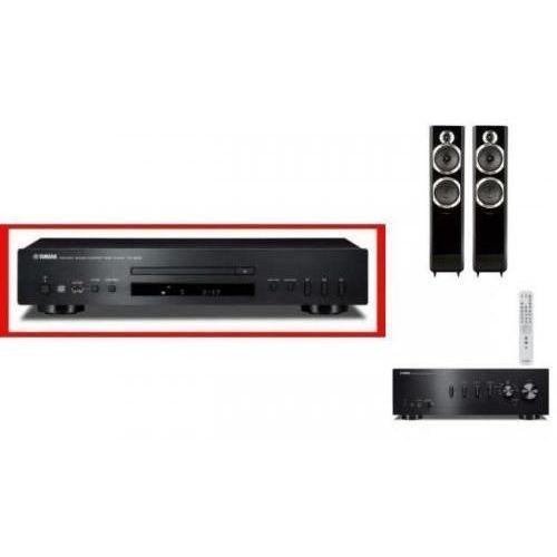 Artykuł YAMAHA A-S501 + CD-S300 + WHARFEDALE 10.6 z kategorii zestawy hi-fi