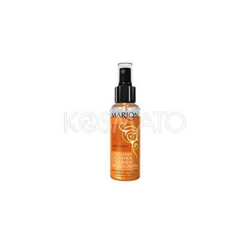 Produkt z kategorii- pozostałe kosmetyki do włosów - Marion Ultralekka odżywka, 120 ml