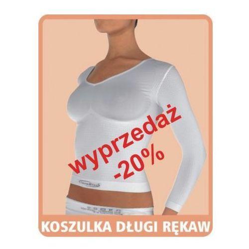 Artykuł Koszulka przeciwcellulitowa z długim rękawem z kategorii bielizna wyszczuplająca