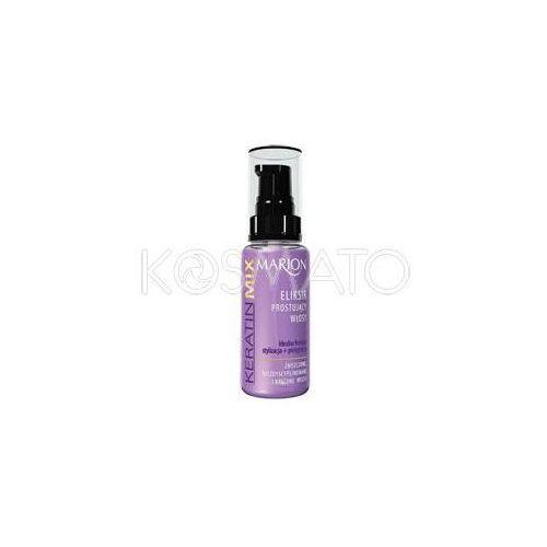 Produkt z kategorii- pozostałe kosmetyki do włosów - Marion Keratin Mix Eliksir, 50 ml