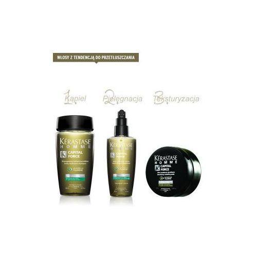 Produkt z kategorii- pozostałe kosmetyki do włosów - Zestaw Kerastase dla panów do włosów przetłuszczających się.
