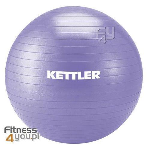 PIŁKA GIMNASTYCZNA 75 cm KETTLER 7913-600 czerwona, produkt marki Kettler