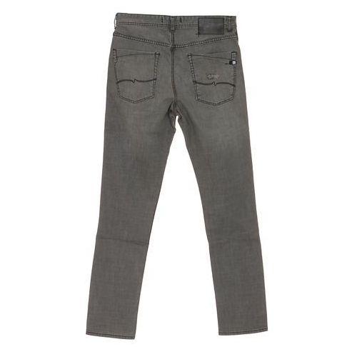 Produkt z kategorii- spodnie męskie - jeansy Quiksilver Slacker - Shark Gray