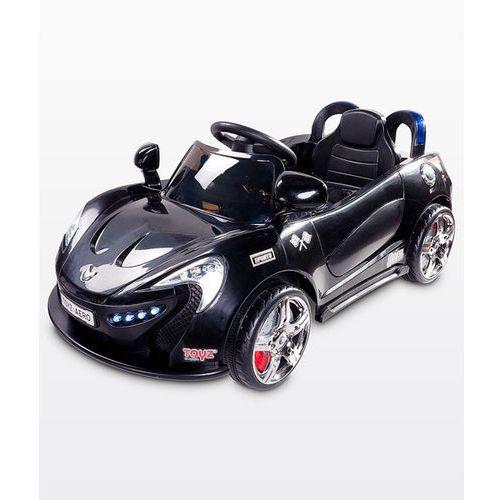 Caretero Samochód na akumulator Aero, Black ze sklepu Mall.pl